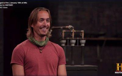 Check me out on The History Channel's Forged in Fire S3-E15 10PM ET 9PM CST (Click Here for more details)