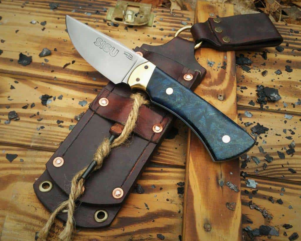 MN Custom Hunting Knife 1 1