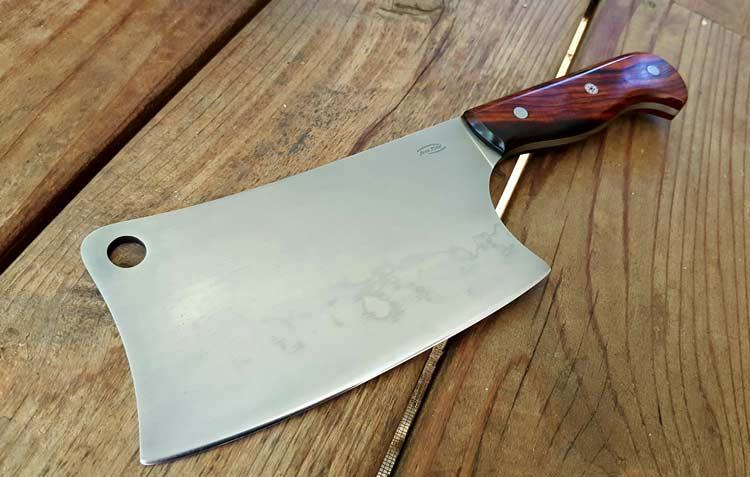 Custom Chef Kitchen Knives
